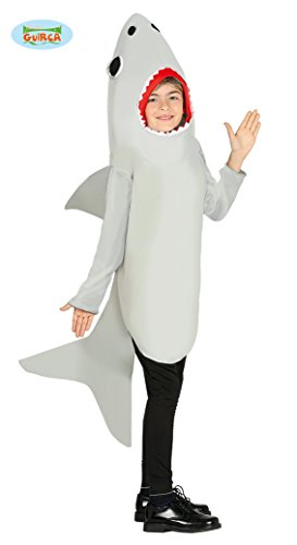 Guirca 87621 - Tiburón Infantil Talla 7-9 Años