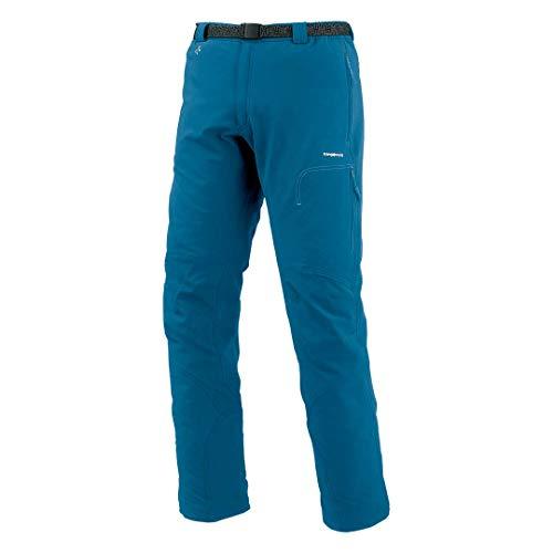 Trangoworld Godel Pantalon Long, Homme XXL Bleu Mer