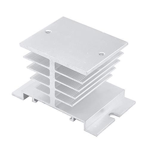 Haobase SSR Aluminium Kühlkörper für 10A-25A Solid State Relais