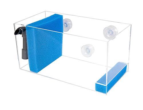 Scapefactory Hmf-Aufzuchtkasten Ablaichkasten für Aquarium mit Luftheber und Hamburger Mattenfilter