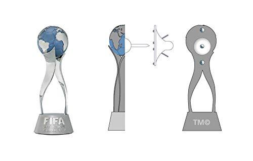 FIFA 30 mm U-17 Women's World Cup, Pin Badge, volwassenen, unisex, meerkleurig