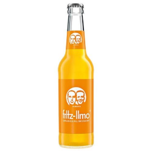 12x fritz-limo Orangenlimonade 330 ml inc. 0.96€ MEHRWEG Pfand