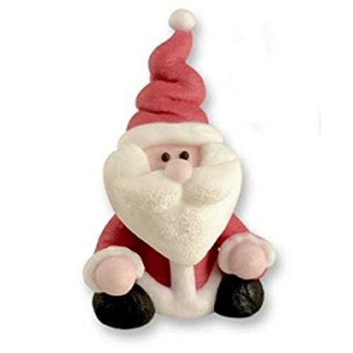 Günthart - Babbo Natale Seduto In Zucchero 3D Günthart