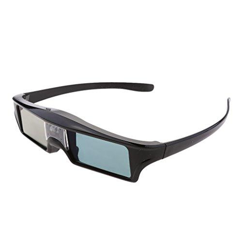 #N/A/a 144Hz Vidrios Activos Recargables 3D DLP-Link para TV de Proyector Optoma/BenQ