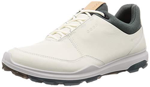 ECCO Herren M Golf Biom Hybrid 3 2020 Golfschuh, Weiß, 42 EU