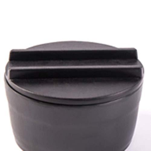 Keramische kom Bento Doos Japanse Student Instant Noodle Bowl met Overdekte Imitatie Porselein Melamine Scrub Creatieve Instant Noodle Bowl Set Grootte Lunch Doos Servies 2 Pack 700ml1100ml