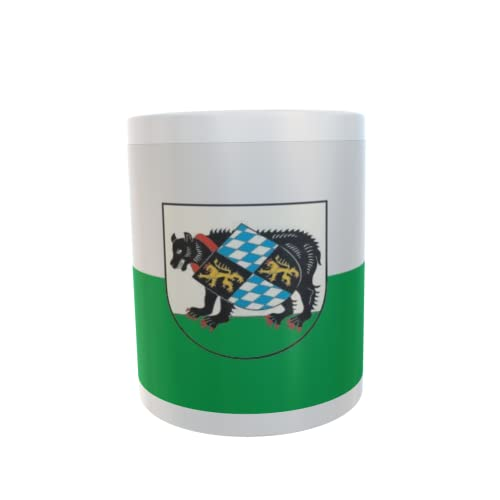 U24 Tasse Kaffeebecher Mug Cup Flagge Bärnau