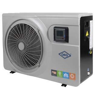 OEG Schwimmbad Wärmepumpe 12,5 kW 230V~ Schwimmbadheizung Pool Heizung
