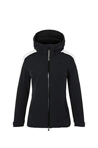 KJUS Women Formula Jacket Schwarz, Damen Isolationsjacke, Größe 36 - Farbe Black