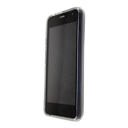 caseroxx TPU-Hülle für Archos Access 45 4G, Handy Hülle Tasche (TPU-Hülle in transparent)