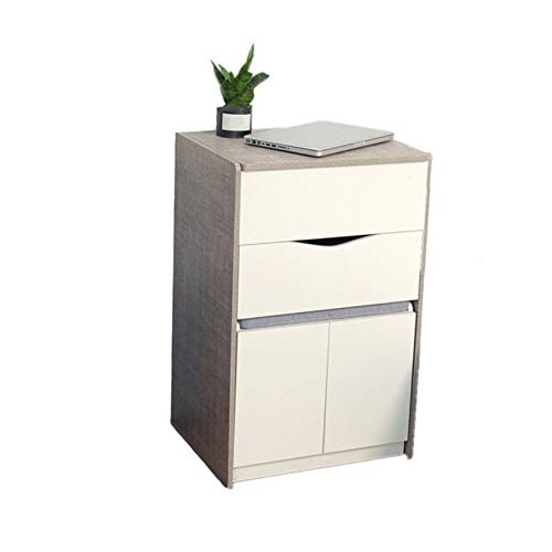 Review Of NightStand Bedside Table Simple Modern Storage Small Cabinet Nordic Japanese-Style Drawer ...