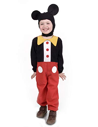 Party Fiesta Disfraz Mickey (3-4)