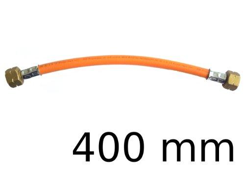 Umfüllschlauch Propan HD-Schlauch 40 cm Umfüllbogen Flüssiggas