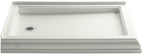 Why Should You Buy Kohler K-9547-NY Memoirs Shower Receptor with Left-Hand Drain, 48 X 34, Dune
