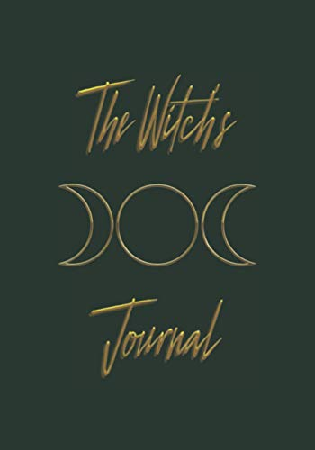 The Witch's Journal: The Triple Goddess Moon Symbol