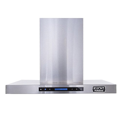 Buy Kucht KRH3604U 36 Wall Mounted Range Hood 900CFM, Stainless Steel