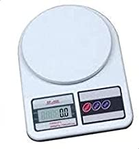 Kitchen Scale Kitchen Digital Scale 7 Kg - White