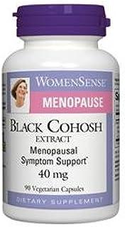 Natural Factors Black Cohosh Extract 90 Capsules