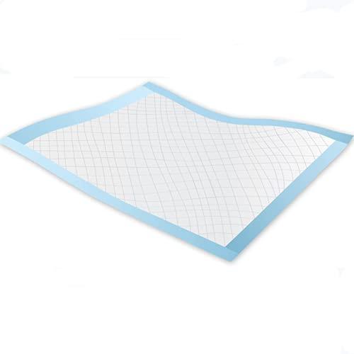 N / B Almohadillas para Mascotas Desechables, absorbidas rápidamente, secas al Instante, artículos de Inodoro para Mascotas, pañales engrosados