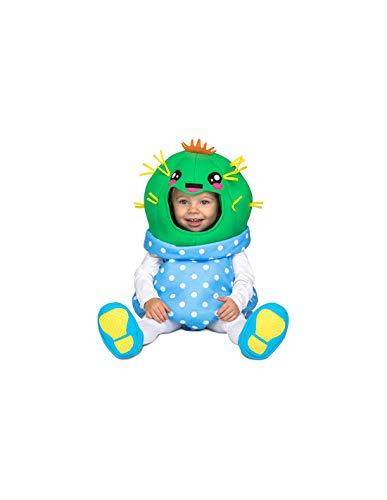 DISBACANAL Disfraz Cactus para bebé Kawaii - -, 12-24 Meses