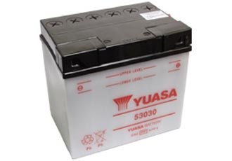 BATTERIA YUASA (Y53030) MOTO-GUZZI T5 850 1983-1984