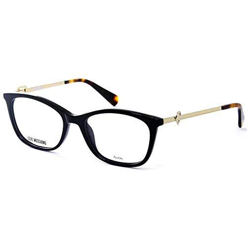 Love Moschino Brille Vista Damen black MOL528 807 52-17-145