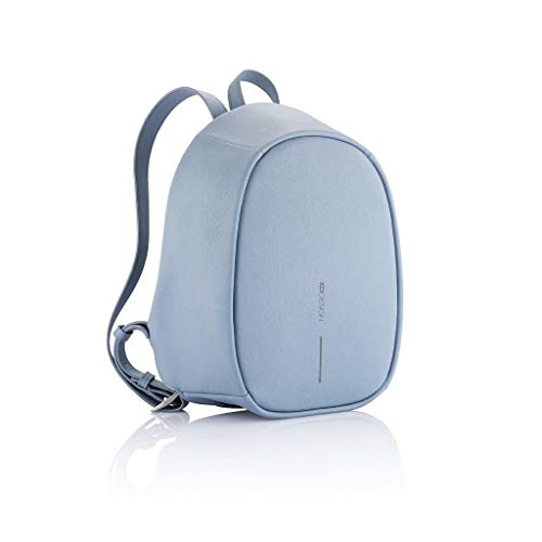 Genuine XD Design Bobby Elle antifurto Zaino Anti-Theft Backpack with USB port (Women's bag) (light blue)