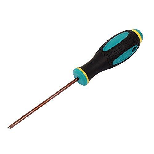 DealMux 100 mm Longitud de la caña H Tipo destornillador magnético para Bull Socket
