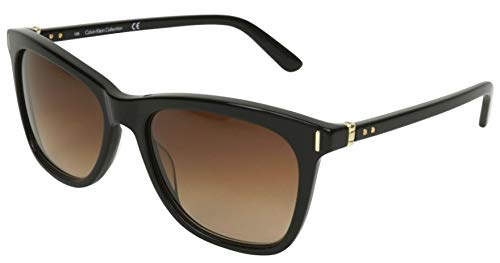 Calvin Klein Sonnenbrille CK8510S-1-55 Montures de lunettes, Noir (Schwarz), 55.0 Femme