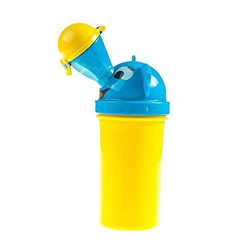 Ogquaton Tragbare Baby Kind Töpfchen Urinal Notfall Toilette für Camping Auto Reisen und Kind Töpfchen Pee Training Junge umweltfreundlich und praktisch