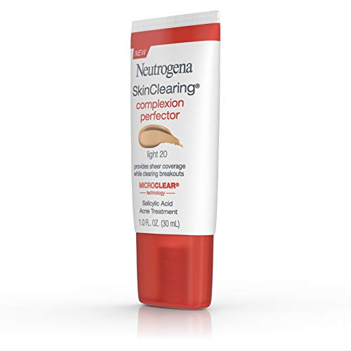 Neutrogena Skinclearing Complexion Perfector, Light, 1 Ounce