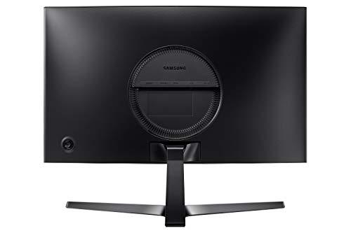 LCD Monitor Samsung Crg50 23.5 Gaming/Curved Panel Va 1920X1080 16: 9 144Hz 4 Ms Tilt Colour Black Lc24Rg50Fquxen