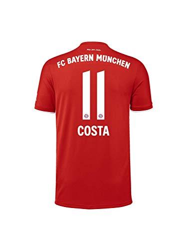 FC Bayern München Home-Trikot Saison 2020/21, Gr. XL, Douglas Costa