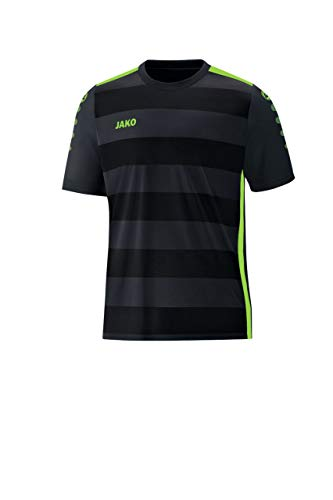 JAKO Trikot Celtic 2.0 Kurzarm, Größe:L, Farbe:schwarz/neongrün