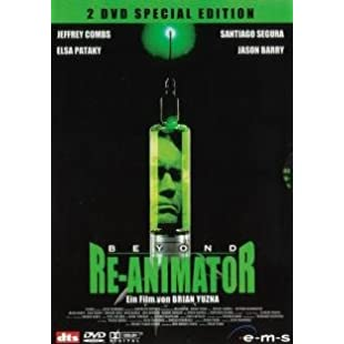 Beyond Re-Animator - 2 Disc Secial Edition (uncut) english audio