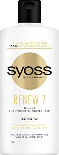 Syoss Spülung Renew 7, SYCT2, 440 ml