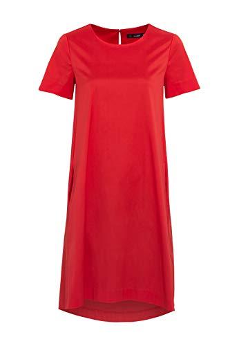 HALLHUBER Weit geschnittenes Hängerkleid weit geschnitten rot, 34