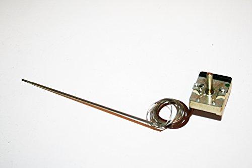 Termostato: 55.13049.030 Aeg, Bosch, Neff, Zanussi termostato de horno de cocina de un solo polo 50c - 250c Sensor 3.1mm x 208mm Longitud capilar 1050mm EGO 55.13049.030 Este termostato puede ser reemplazado por 55.130430430430430 0, sin embargo, el Medidas capilares 1130 mm