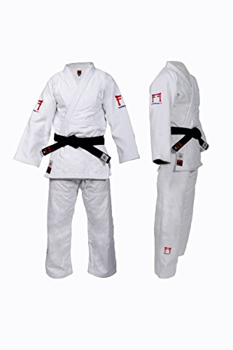 Fighting Film – Kimono de Judo Superstar 750 g – Aprobado IJF