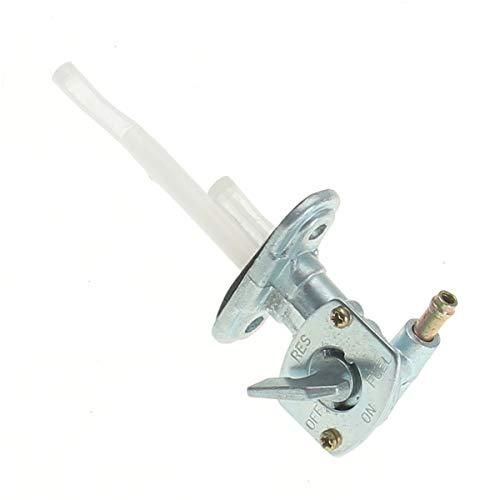 Nuevo Interruptor de la válvula de la válvula del táctil del Tanque de Combustible de Gas Fit para la Bicicleta de Suciedad HO-NDA XR50 CRF50 CRF50 CRF50CC 110cc