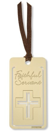 Faithful Servant Bookmark