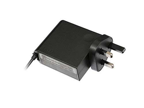Lenovo USB-C AC-adapter 45 Watt UK wallplug original ThinkPad X1 Tablet (20GG/20GH) series