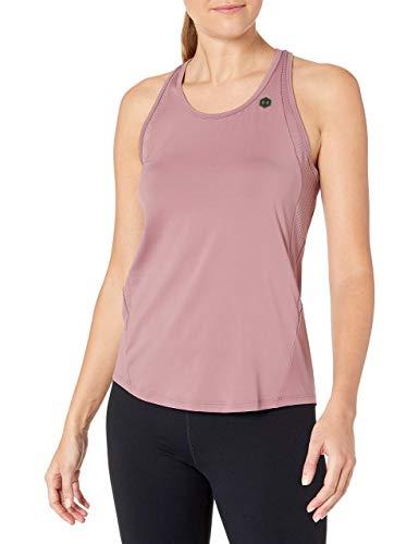 Under Armour Women's UA Rush Tank - Camiseta de Mujer, Deportiva y Transpirable con Tecnología Rush Mujer