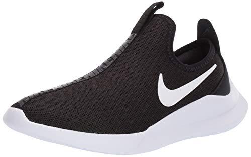 Nike Women's Viale SLP Sneaker, Black/White - Oil Grey, 9.5 Regular US
