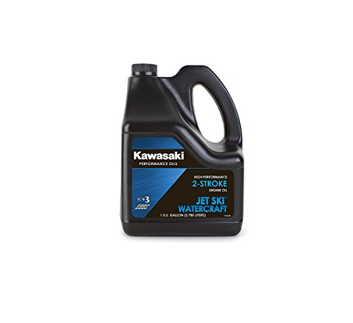 Kawasaki OEM Performance 2-Stroke Jet Ski Watercraft Oil by Kawasaki. OEM W61020-305