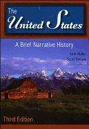 United States, Brief Narrative History (3rd, 11) by Hullar, Link - Nelson, Scott [Paperback (2011)] -  HarIanDavidson, Paperback(2011)