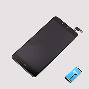 SEEU AGAIN Fit ZTE Z981 Replacement LCD Display Screen Touch Digitizer Glass Assembly Compatible ZTE ZMax Pro Z981 6.0 inch  NO Frame Bezel