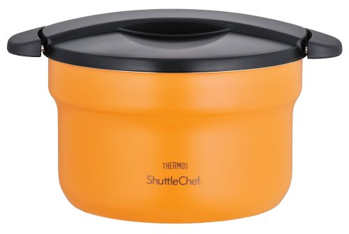 THERMOS vacuum insulation cooker shuttle chef 2.8L apricot KBF-3000
