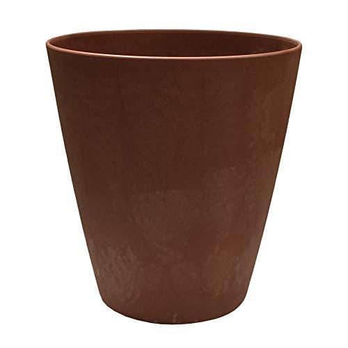 Poetic Jardin Materials Pot, Corten-Brun