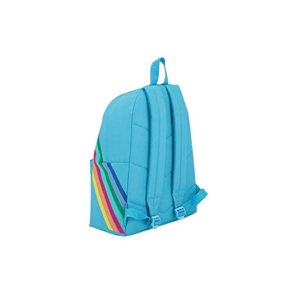 Safta Mochila juvenil Day Pack Liso Ucb Girl Oficial 330x150x420mm